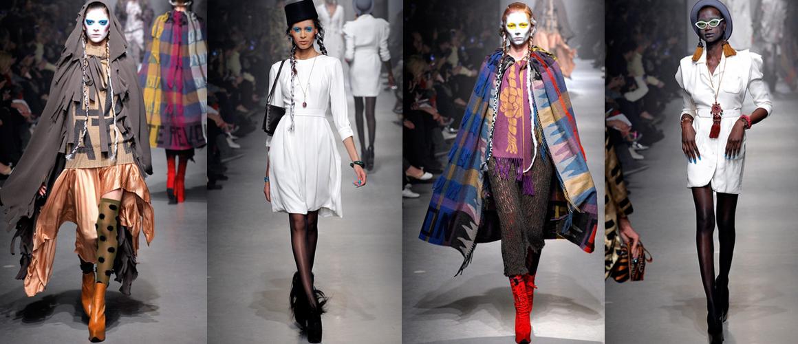 英国国宝级品牌Vivienne Westwood将在明年1月份2017秋冬伦敦男装周发布新系列