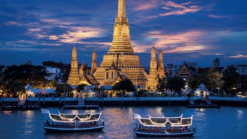 万事达卡全球旅游目的地城市指数公布 曼谷成为今年全球最热门之选