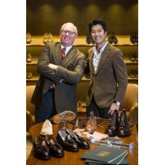 叫板优   ·森马携代言人李敏镐拍摄2014春装海报   ·高端鞋履品牌图片