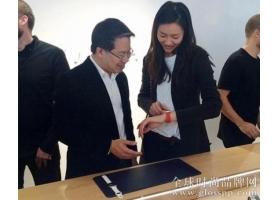 中国女模刘雯或成Apple Watch代言人