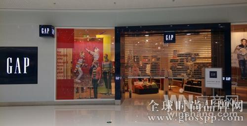 gap中国门店_Gap广州首店开业与优衣库、ZARA进驻番禺万达广场-全球时尚品牌网