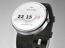 保时捷发表首款智能型手表Smartwatch