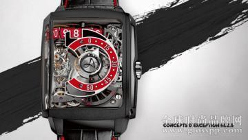 Hautlence 发布HL2.0系列第五款腕表