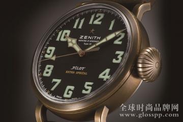 真力时全新Pilot Type 20 Extra Special腕表