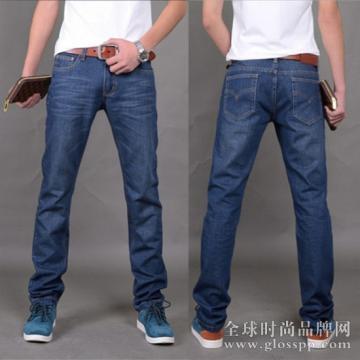 牛仔裤款式分类 牛仔裤款式图欣赏