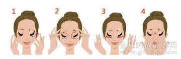 涂抹眼霜的正确方法及注意事项