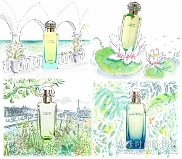 le Nil)、地中海花园(Un Jardin en Mediterranee),以及大地男香(Terre d'Hermè),而是它们背后的制香师JEan-Claude ELLEna。他从小生长在法国香水重镇格拉斯附近,如今跻身法国80位香水师之列。   五年前,爱马仕又签下这位调香大师的女儿Céline Ellena。去年年底,品牌推出的首个家具香氛系列就出自她手。加上2014年6月上市的首个沐浴系列,爱马仕美容产品线正在不断扩大。   据7月21日公布的爱马仕第