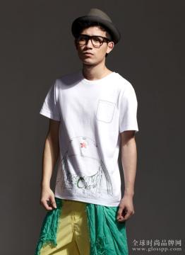 短袖t恤尺寸 短袖t恤尺码表