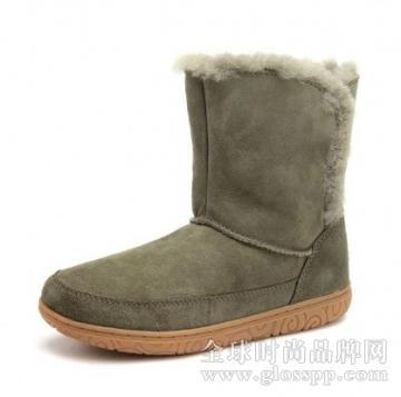 雪地靴什么鞋底好?雪地靴什么底穿着比较健康?