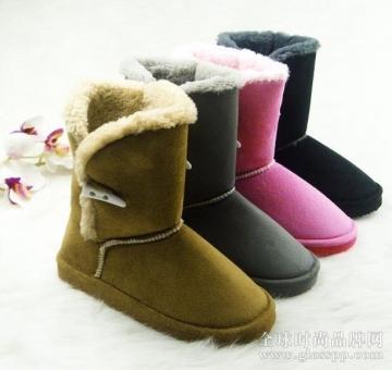 儿童穿雪地靴好不好?儿童雪地靴哪些款式好看?