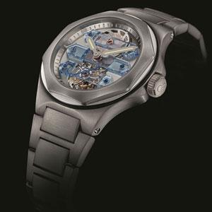 GP芝柏表推出复刻版「Laureato」腕表