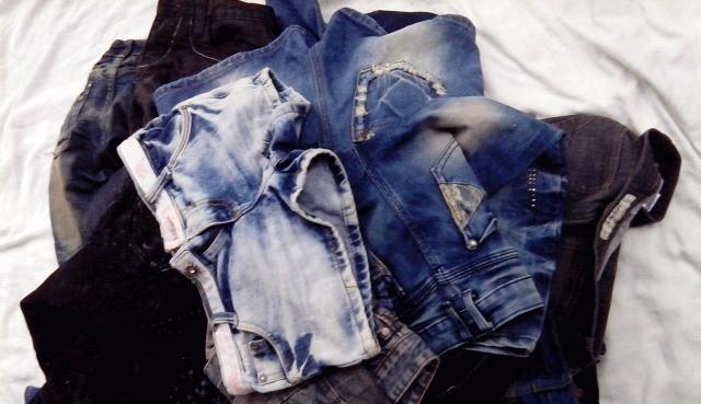 旧衣服怎么办
