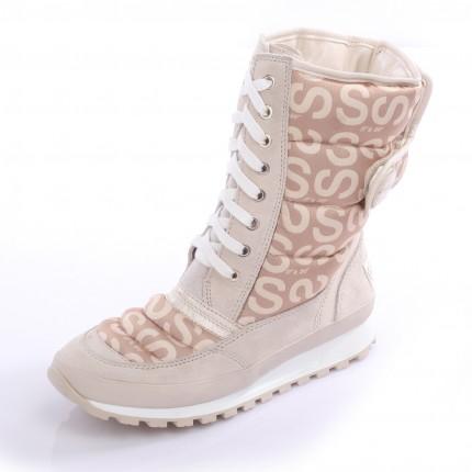 【图】雪地靴鞋码标准吗?怎么看雪地靴尺码?