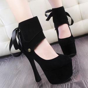 【图】如何正确穿高跟鞋?高跟鞋穿法大全