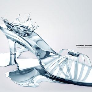 【图】最漂亮的水晶高跟鞋应该怎么保养?