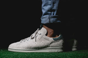 JUICE x adidas Consortium Stan Smith 上脚美拍