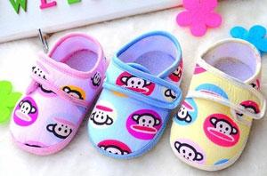宝宝学步鞋怎么选