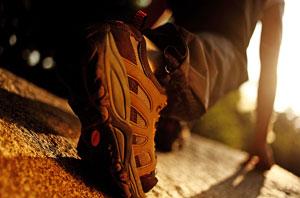 登山鞋怎么洗