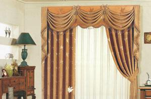 高档窗帘品牌知多少钱