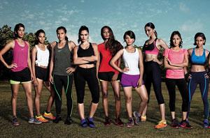 NIKE 发布了《DA DA DING》特辑广告,把镜头对准了那些不受重视的女性运动员