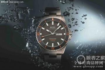 设计优雅、功能卓越,领航80小时:MIDO美度表玫瑰金新色力作Ocean Star Captain海洋之星