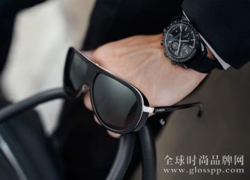 瑞士名表欧米茄再度革命性跨界 进军时尚眼镜市场