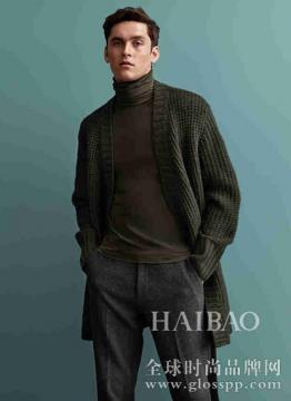 H&M Studio 2016秋冬男装系列抢先看