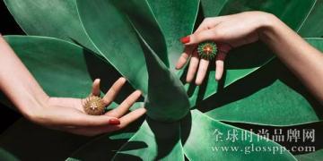 卡地亚Cactus de Cartier 系列盛夏绽放