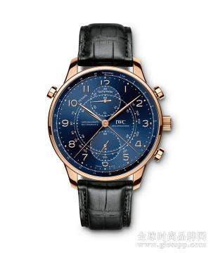 IWC万国表推出米兰专卖店特别版腕表
