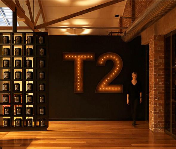 时尚创意:看澳大利亚的茶叶店T2 如何月销900万杯茶