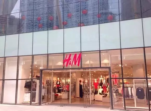 H&M品牌门店遍及全球达4000多家,增长势头越发强劲