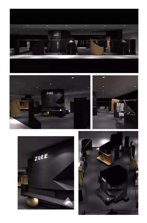 设计师品牌ZUEE術男装 入驻杭州西湖银泰城