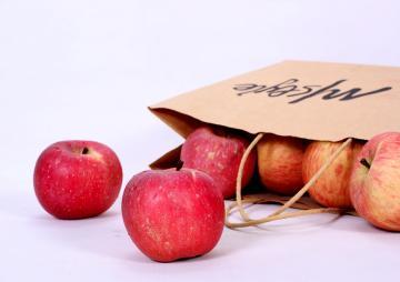 每天坚持吃一个苹果让你身体更健康