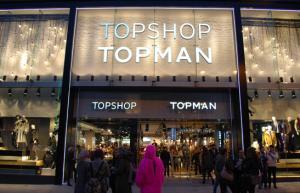 Topshop 母公司Arcadia Group Ltd.宣布将于11月进军德国