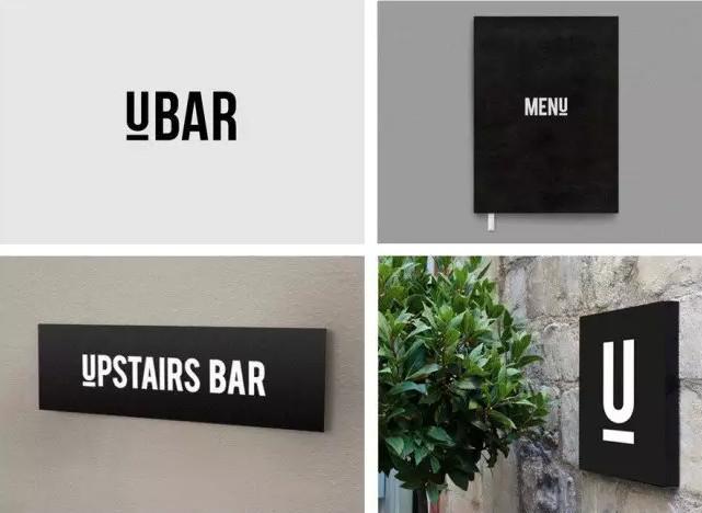 极简主义风格品牌设计