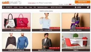 法国时尚电商Showroomprivé宣布收购意大利同行Saldi Privati