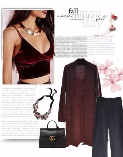 女装必挑网|用一件针织衫,裹起秋日里的温暖与时髦