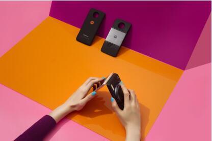 全新Moto Z² Play开启0元预约,快到京东抢购这部好好玩的手机