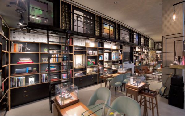 DFS扩展男装版图 ,开设全球首家腕表及威士忌精品店