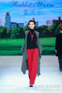 花开月圆——蕾沃尔2018春夏时尚作品发布会在京举办