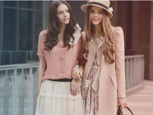 国际服装品牌圆了大学生的创业梦