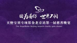 天使宝贝北京站第一届慈善晚宴即将盛大开幕