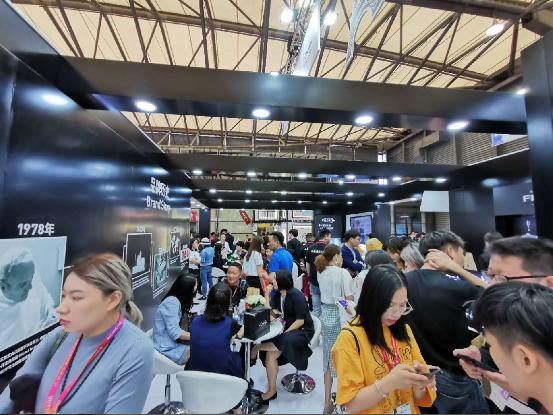 2019上海美博会 一起探究菲洛嘉的美学科技