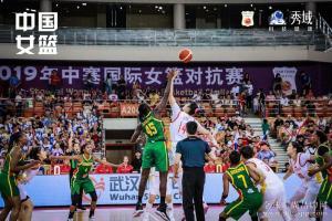 秀域助力中国女篮对抗赛三战全胜,守护运动健康!