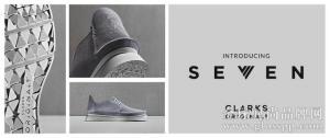 革新NEW ICON诞生 Clarks ORIGINALS推出SEVEN系列,演绎至简主义