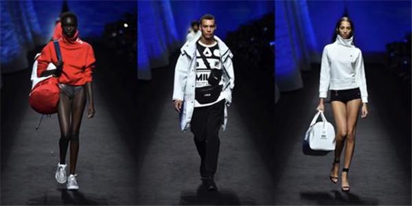 天猫超级品牌日携手FILA开启米兰时尚大秀,引领高级运动时装浪潮