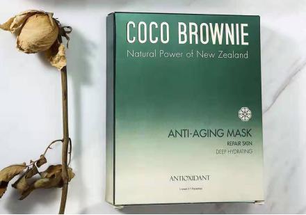 选择COCO不老面膜,拒绝换季过敏脸