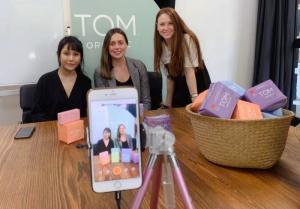 澳大利亚女性护理品牌TOM Organic 双十一天猫直播首秀