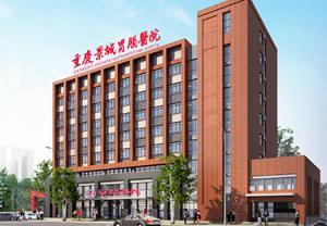 重庆治疗胃病的前十名的医院有哪些,重庆景城医院,专业口碑医院