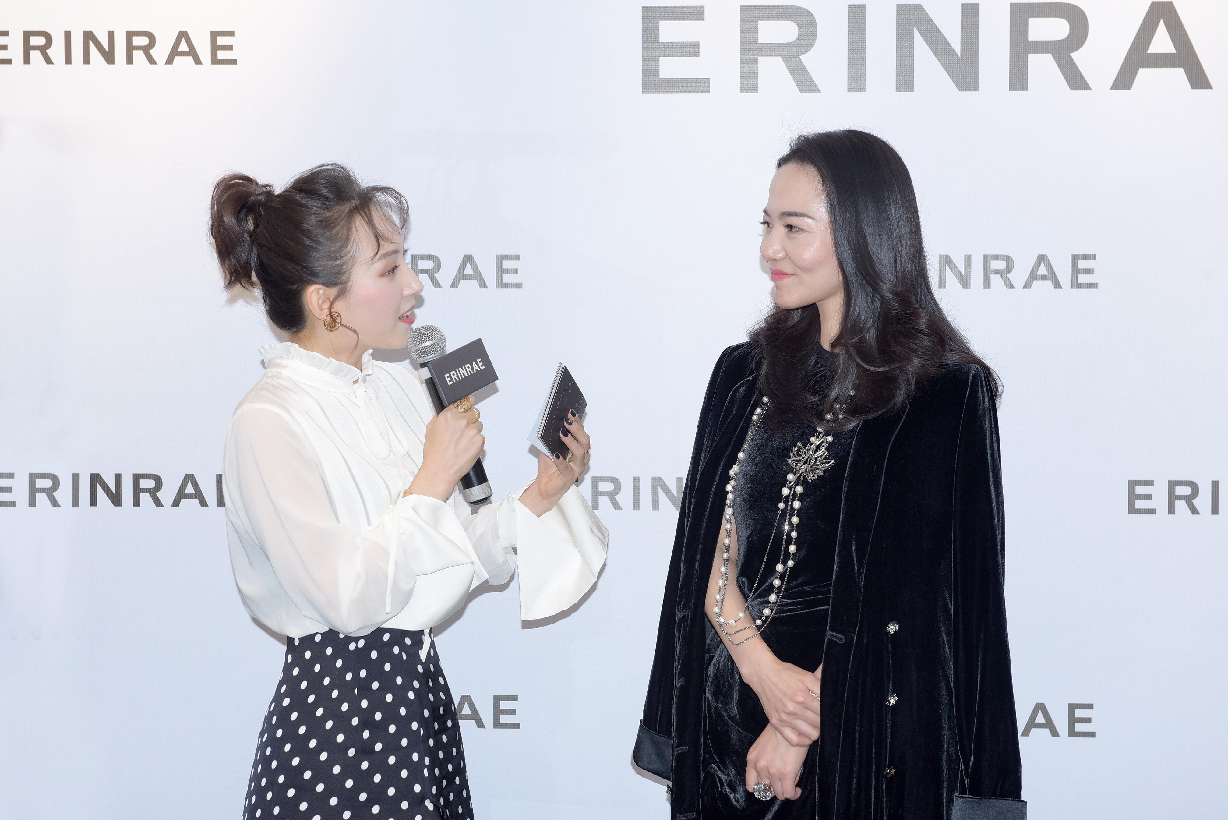 ERINRAE艺术总监见面会明星嘉宾李斯羽与您共襄法式艺术星光